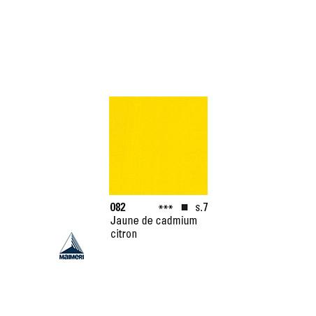 ARTISTI HUILE EX FINE S7 082 20ML JAUNE CADMIUM CITRON