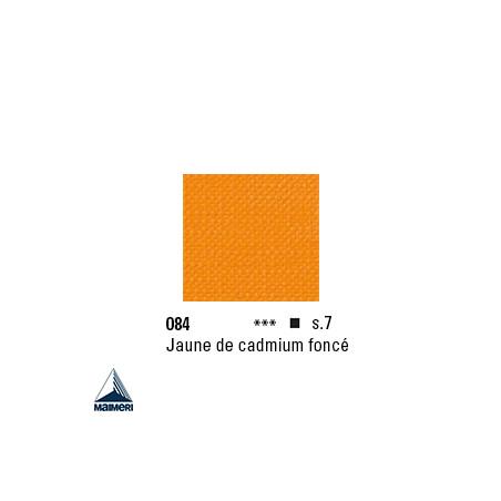 ARTISTI HUILE EX FINE S7 084 20ML JAUNE CADMIUM FONCE