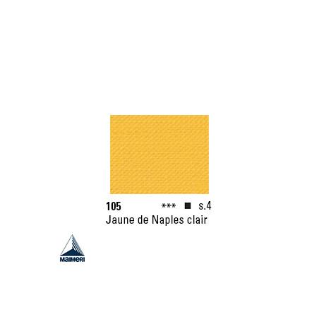 ARTISTI HUILE EX FINE S4 105 20ML JAUNE DE NAPLES CLAIR