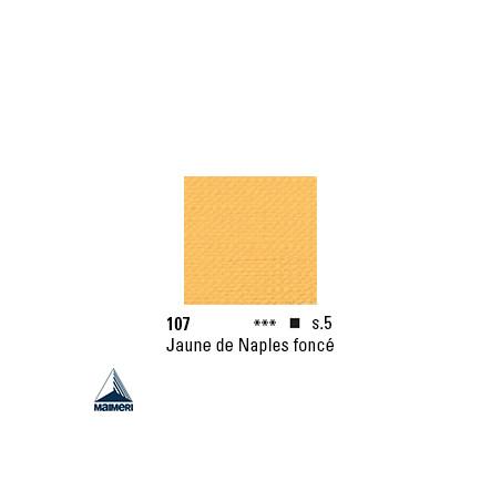 ARTISTI HUILE EX FINE S5 107 20ML JAUNE DE NAPLES FONCE
