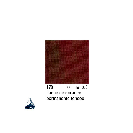 ARTISTI HUILE EX FINE S6 178 20ML LAQUE GARANCE PERMAN.