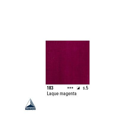 ARTISTI HUILE EX FINE S5 183 20ML LAQUE MAGENTA