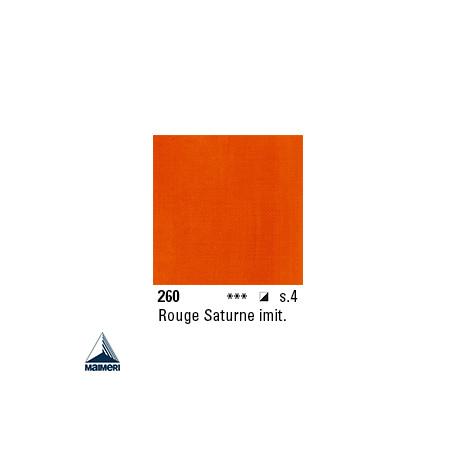 ARTISTI HUILE EX FINE S4 260 20ML ROUGE SATURNE IMIT.