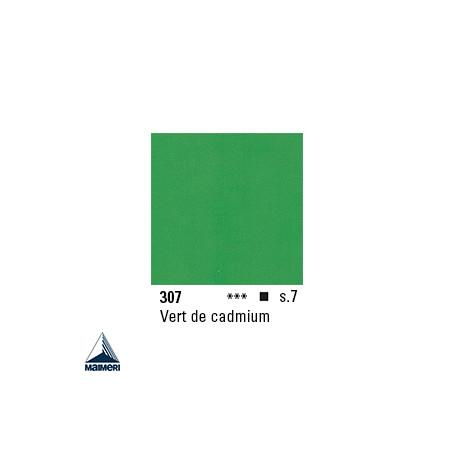 ARTISTI HUILE EX FINE S7 307 20ML VERT DE CADMIUM