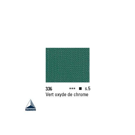 ARTISTI HUILE EX FINE S5 336 20ML VERT OXYDE DE CHROME