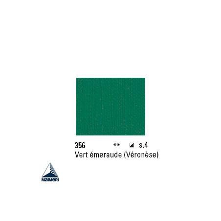 ARTISTI HUILE EX FINE S4 356 20ML VERT EMERAUDE