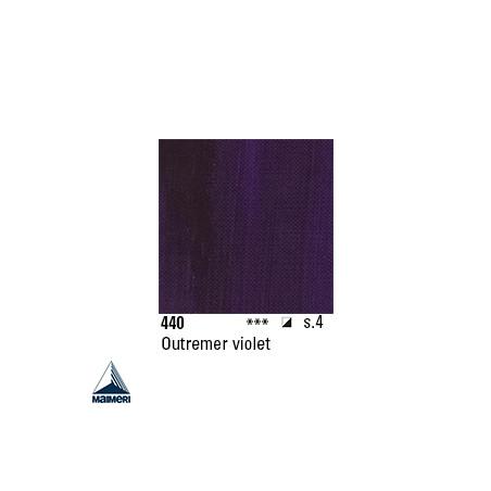 ARTISTI HUILE EX FINE S4 440 20ML OUTREMER VIOLET