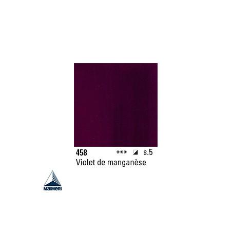 ARTISTI HUILE EX FINE S6 458 20ML VIOLET DE MANGANESE