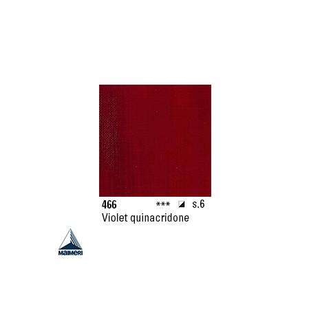 ARTISTI HUILE EX FINE S6 466 20ML VIOLET QUINACRIDONE