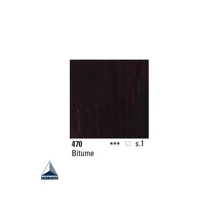 ARTISTI HUILE EX FINE S1 470 20ML BITUME