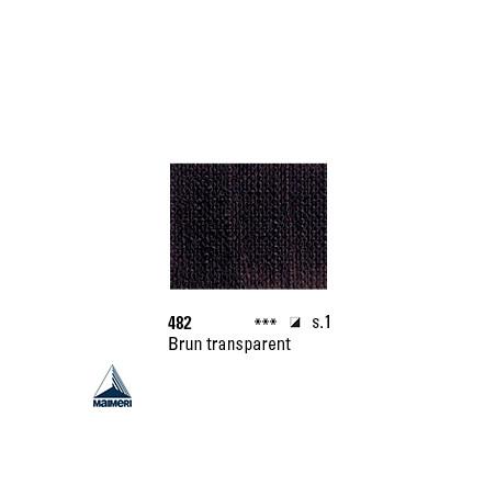 ARTISTI HUILE EX FINE S1 482 20ML BRUN TRANSPARENT