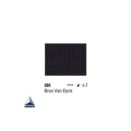 ARTISTI HUILE EX FINE S1 484 20ML BRUN VAN DYCK