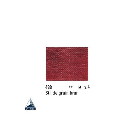 ARTISTI HUILE EX FINE S4 488 20ML STIL DE GRAIN BRUN