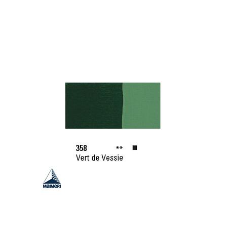 POLYCOLOR 358 ACRYL VINYL 140ML VERT DE VESSIE