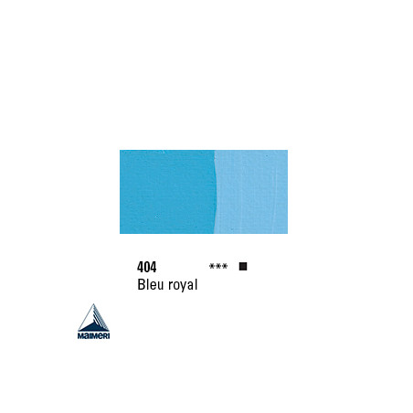 POLYCOLOR 404 ACRYL VINYL 140ML BLEU ROYAL