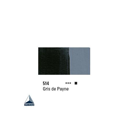 POLYCOLOR 514 ACRYL VINYL 140ML GRIS DE PAYNE
