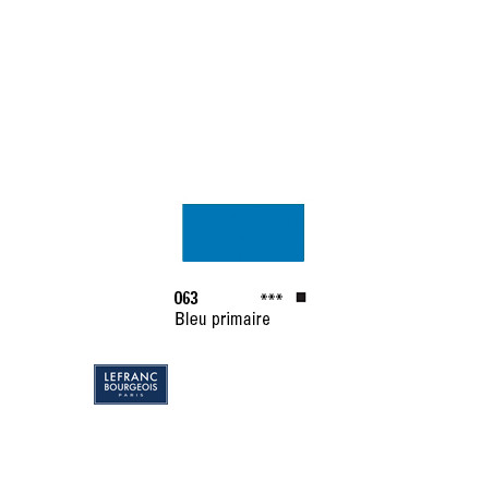 LB HUILE FINE 063 150ML BLEU PRIMAIRE