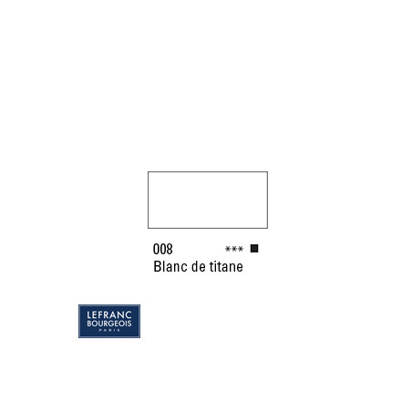 LB HUILE FINE 008 150ML BLANC DE TITANE