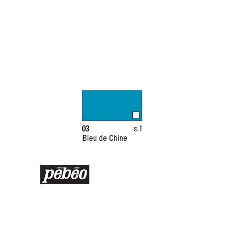 PEBEO COLOREX 45ML 03 BLEU DE CHINE