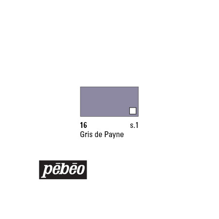 PEBEO COLOREX 45ML 16 GRIS DE PAYNES