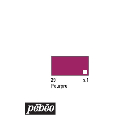 PEBEO COLOREX 45ML 29 POURPRE