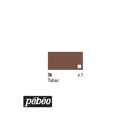 PEBEO COLOREX 45ML 36 TABAC