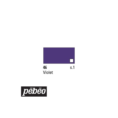 PEBEO COLOREX 45ML 46 VIOLET
