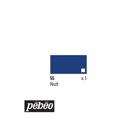 PEBEO COLOREX 45ML 55 NUIT