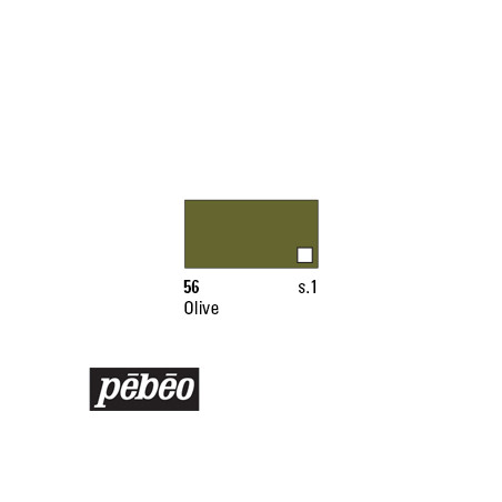 PEBEO COLOREX 45ML 56 OLIVE