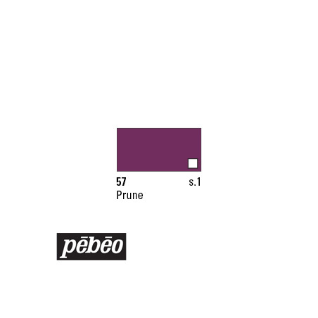 PEBEO COLOREX 45ML 57 PRUNE