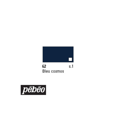 PEBEO COLOREX 45 ML  BLEU COSMOS