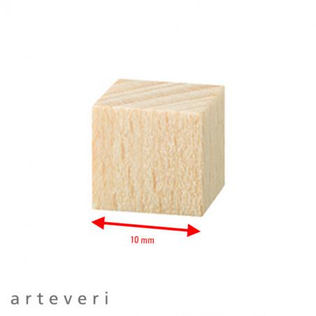 ARTEVERI CUBE 10X10X10MM 100 PIECES