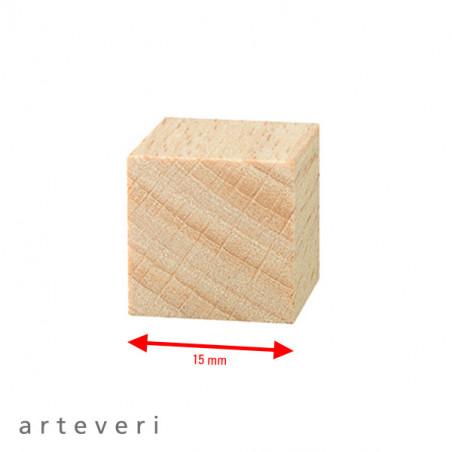 ARTEVERI CUBE 15X15X15MM 50 PIECES