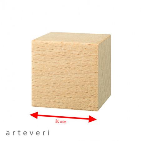 ARTEVERI CUBE 30X30X30MM 20 PIECES