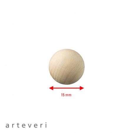 ARTEVERI SPHERE DIAMETRE 15MM 100 PIECES