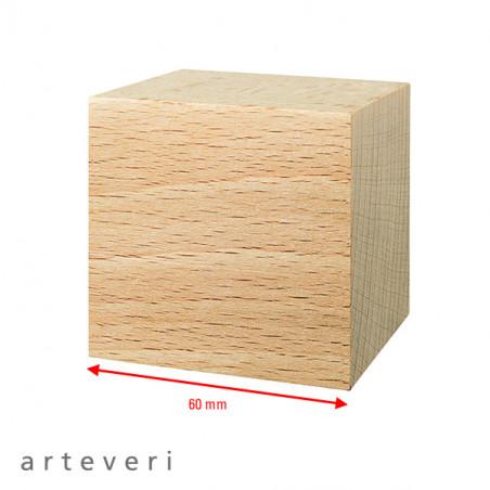 ARTEVERI CUBE 60X60X60MM 1 PIECE