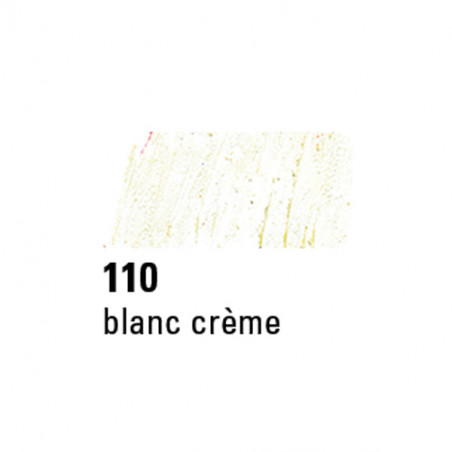 BOESNER PASTEL A L'HUILE 110 BLANC CREME