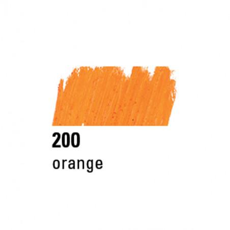 BOESNER PASTEL A L'HUILE 200 ORANGE