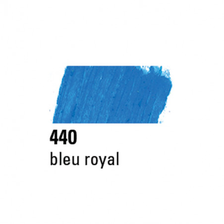 BOESNER PASTEL A L'HUILE 440 ROYALBLAU