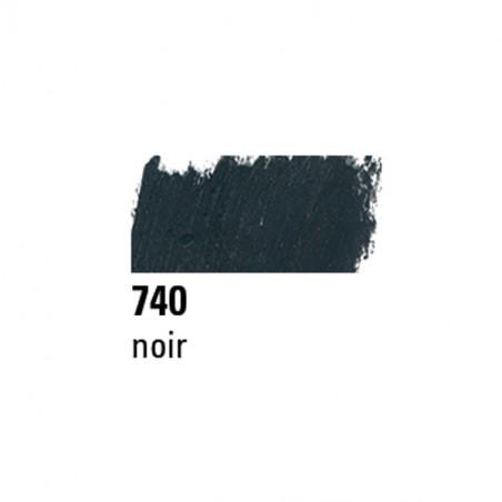 BOESNER PASTEL HUILE 740 NOIR