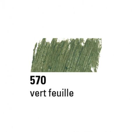 BOESNER PASTEL A L'HUILE 570 SAFTGRÜN