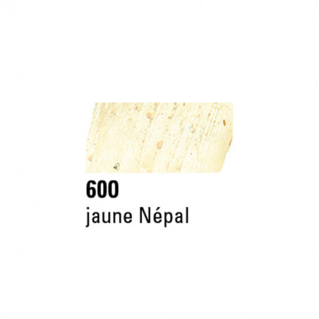 BOESNER PASTEL A L'HUILE 600JAUNE NEPAL