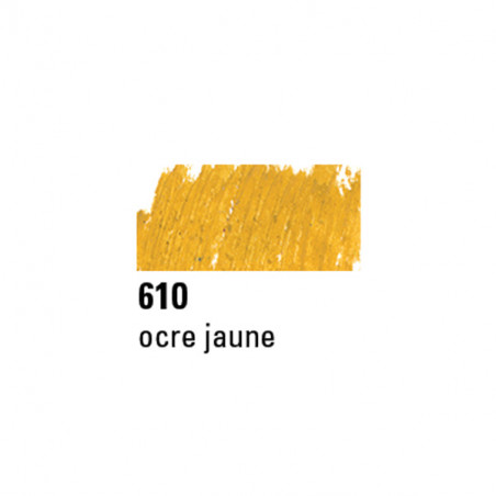 BOESNER PASTEL A L'HUILE 610 OCRE JAUNE