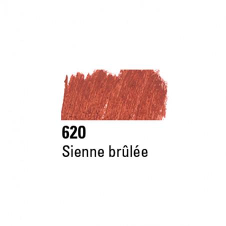 BOESNER PASTEL A L'HUILE 620 SIENNE BRULEE