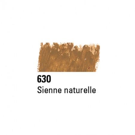 BOESNER PASTEL A L'HUILE 630 SIENNE NATURELLE