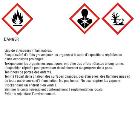 Vernis acrylique mat à tableaux anti UV Lefranc & Bourgeois