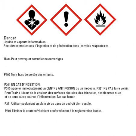 Essence de pétrole Lefranc & Bourgeois