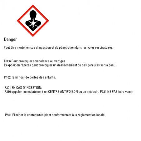 Essence sans odeur Lefranc & Bourgeois