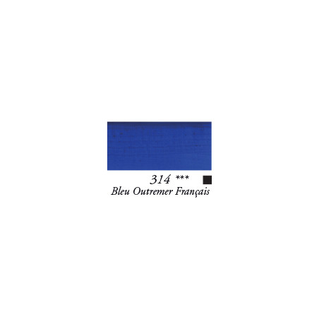 SENN HUILE FINE 40ML 314 BLEU OUTREMER FR - RIVE GAUCHE