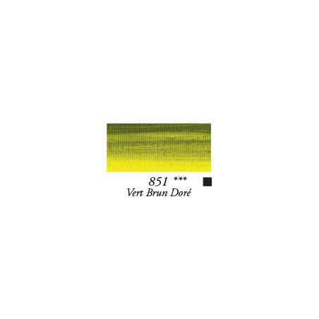 SENN HUILE FINE 40ML 851 VERT BRUN DORE - RIVE GAUCHE